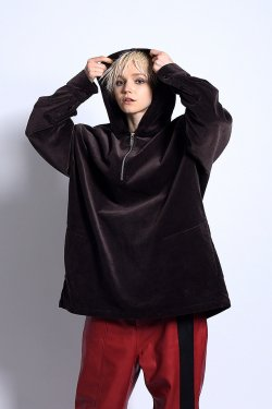 MUZE - IN-VALID PARKA (BROWN)