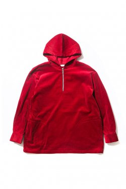 MUZE - IN-VALID PARKA (RED)