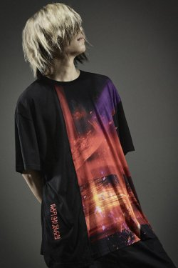PARADOX×FALILV by FaLiLV SWITCHING BIG TEE 【COLLAPSE】