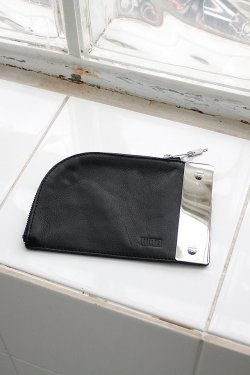 unclod-PILL POUCH [ BLACK ]