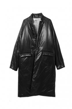 MUZE - DNA BROKER CHESTER COAT (BLACK)