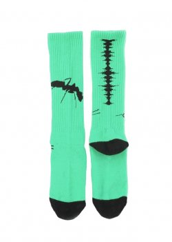 MUZE x Fun - NOISE SOCKS (MINT)