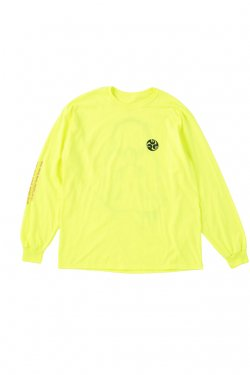 PARADOX - MEDITATION L/S TEE (YELLOW)