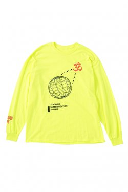 PARADOX - ORACLE L/S TEE (YELLOW)