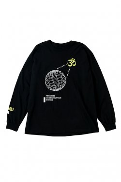 PARADOX - ORACLE L/S TEE (BLACK)