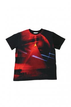 PARADOX - GRAPHIC BIG TEE (INFRARED)