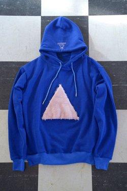 "【20%OFF】LISTLESS - ""LISTLESS PARKA""プルオーバーパーカー(BLUE)"