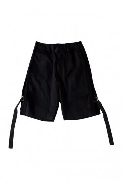 PARADOX - HARF PANTS (BLACK)