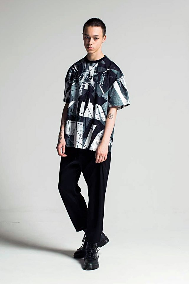 PARADOX - ALL GRAPHIC TEE (HOLY GROUND)