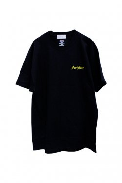 FORTY FOUR - NOSTALGIA TEE (BLACK)