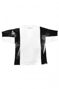 PARADOX - SWITCHING RELAX TEE (WHITE) パラドックス Tシャツ
