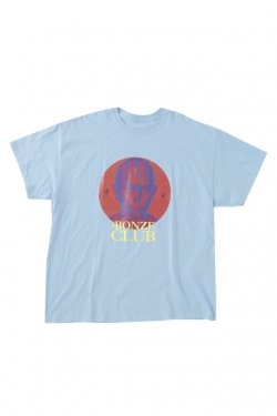 【30%OFF】PARADOX - PRINT S/S TEE(CLUB-BLUE) パラドックス Tシャツ