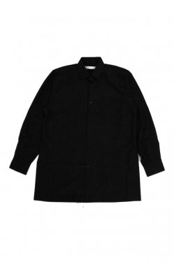 MUZE - NOISE BIG SHIRTS (BLACK-HFRACTAL LIMIED) ミューズ シャツ