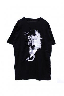 MUZE - FACE SOUVENIR TEE(BLACK) ミューズ Tシャツ