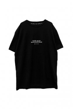 MUZE - NEW MAD TEE(BLACK)