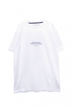 MUZE - NEW MAD TEE(WHITE)