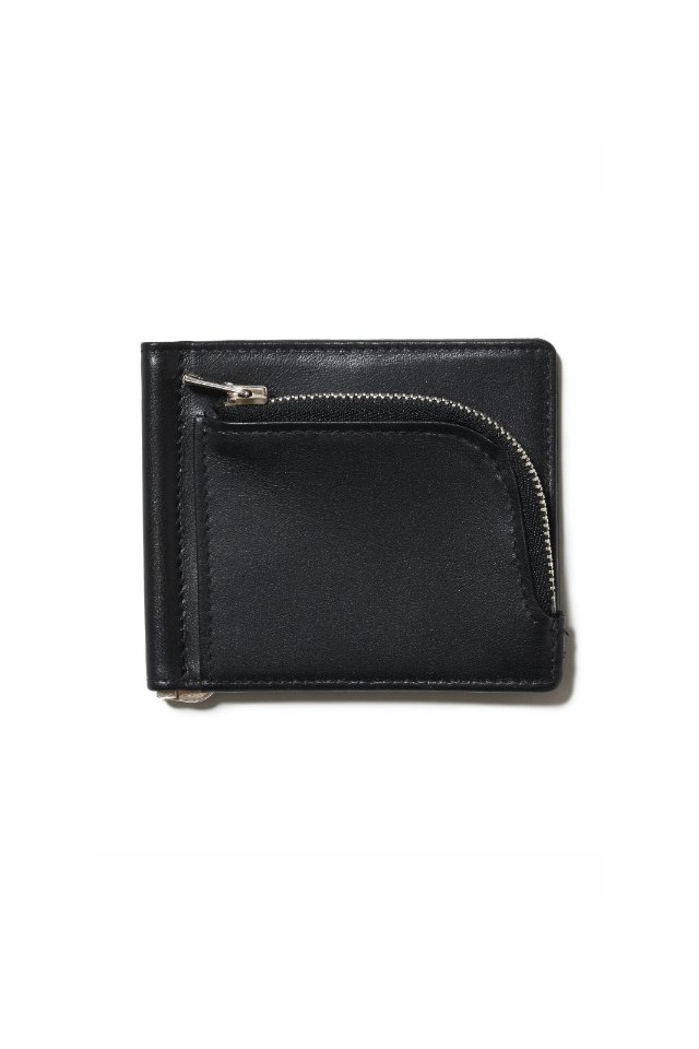 ETHOS - ROUGH WALLET (BLACK)