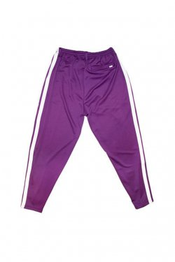 【6月1日(金)22時発売】elconductorH - DOUBLE LINE JERSEY TROUSERS 'RELAX(PURPLE)  コンダクター パンツ