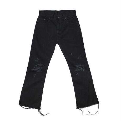 【20%OFF】elconductorH - BOOTCUT JEANS 'GROOVE コンダクター パンツ