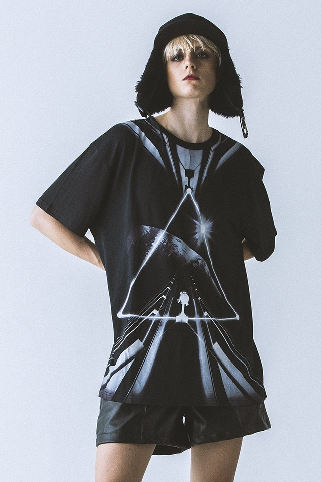 【40%OFF】PARADOX - GRAPHIC BIG TEE (STRUCTURE)