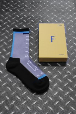 MUZE × LIFE WITH FUN - SOCKS (TQS)