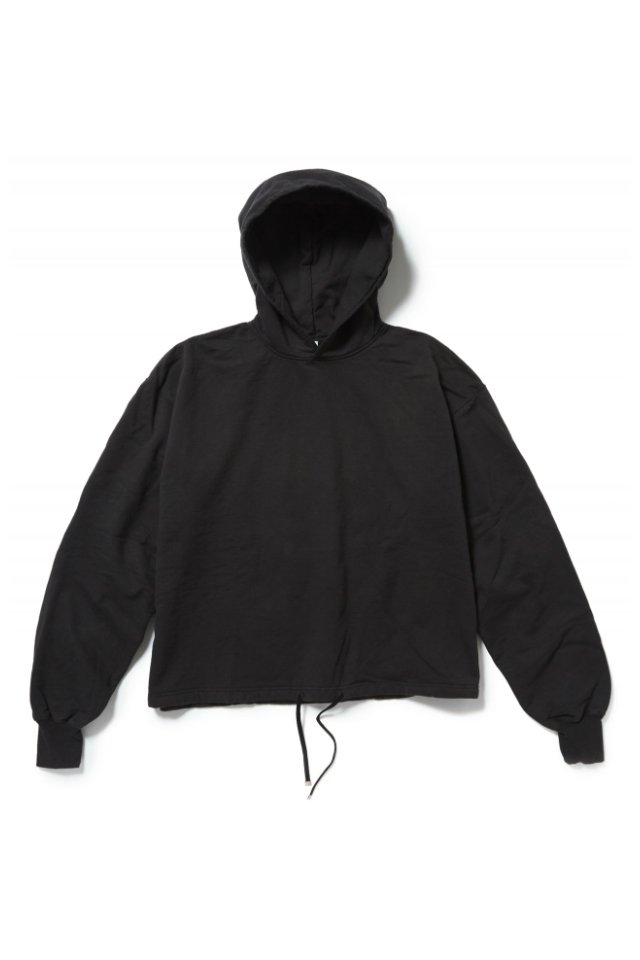 ETHOS - SHORT PARKA(BLACK)