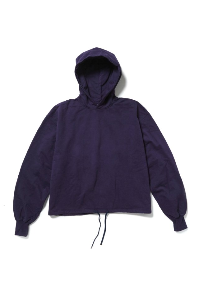ETHOS - SHORT PARKA(PURPLE)