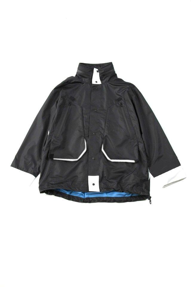 MUZE - RAIN BLOUSON(BLACK)
