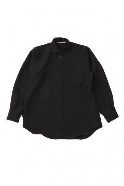 MUZE- URBAN RELAX SHIRTS(BLACK)