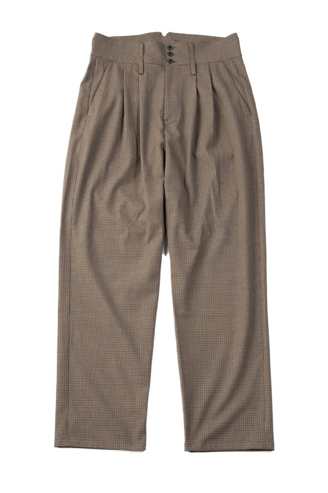 MUZE - TUCK IN SLACKS (BGE)