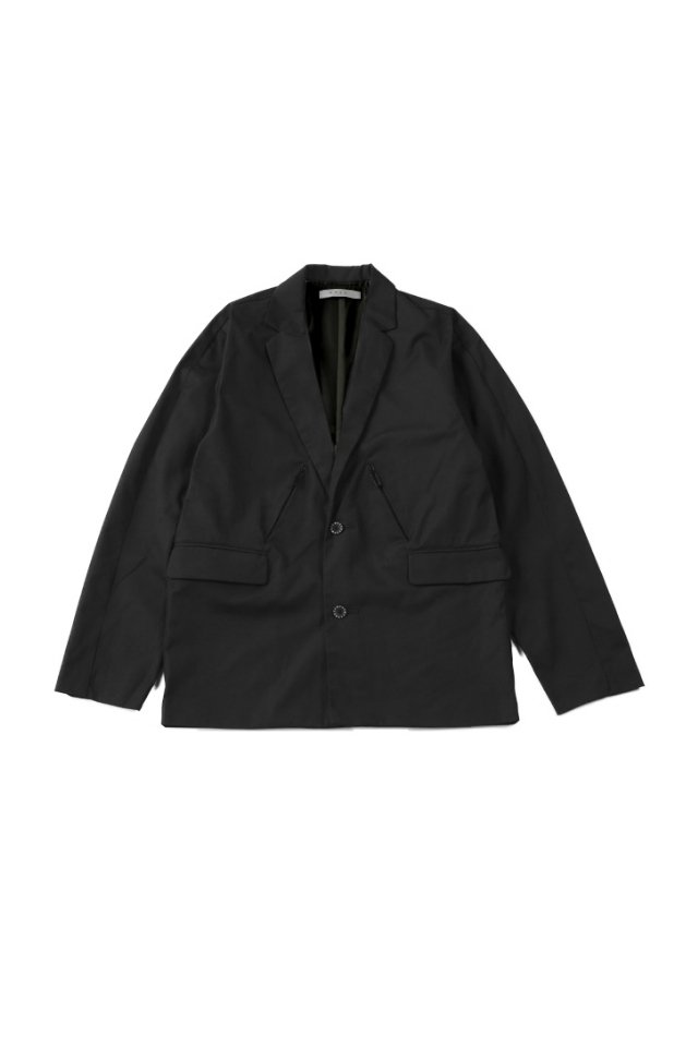 MUZE - MEETING TAILORED JACKET(BLK)