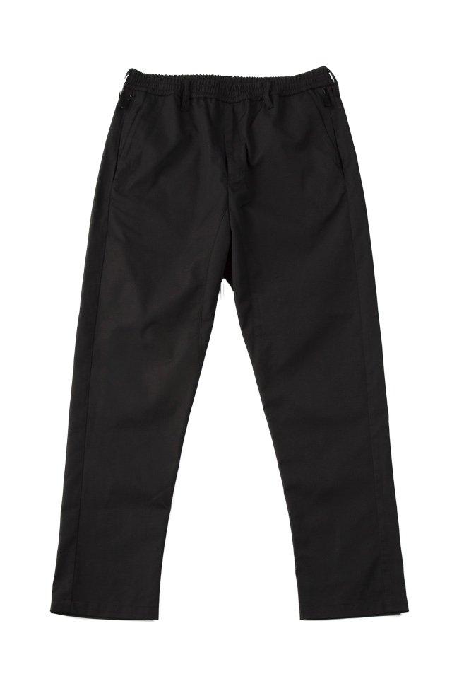 MUZE - WEEKDAY PANTS(BLACK) ミューズ ウィークデーパンツ