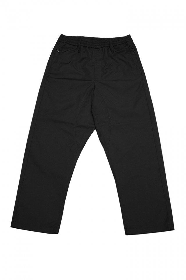 MUZE - HOLIDAY PANTS(BLACK) ミューズ ホリデーパンツ