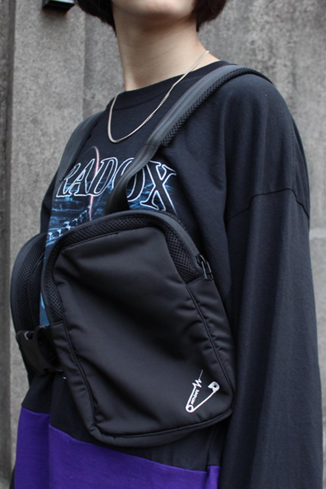 【STYLING SET FAIR】 BACKPACK VEST × SPACE X L/S TEE