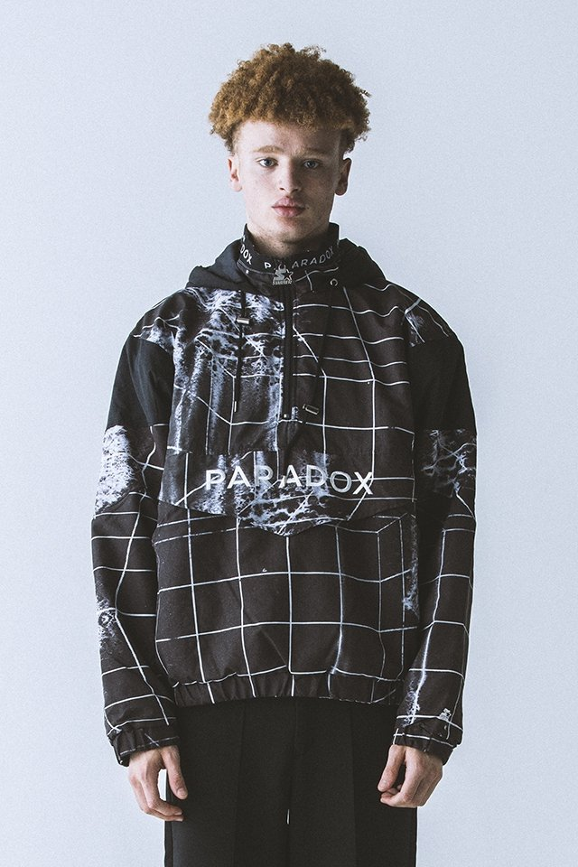 <img class='new_mark_img1' src='//img.shop-pro.jp/img/new/icons20.gif' style='border:none;display:inline;margin:0px;padding:0px;width:auto;' />【40%OFF】PARADOX - ANORAK JACKET (FIELD) パラドックス  アノラックジャケット
