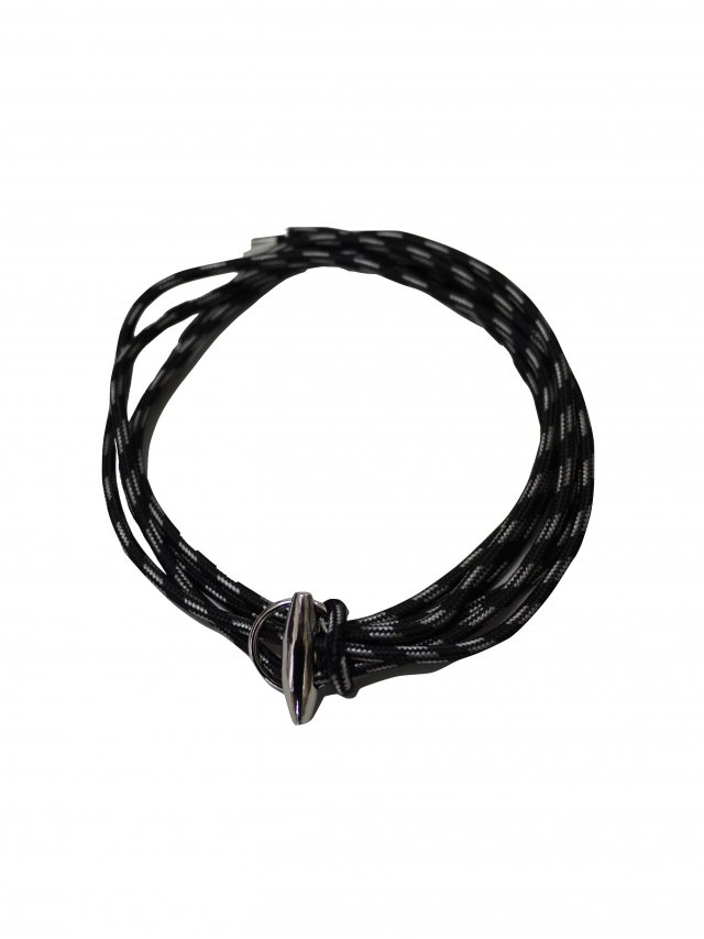 JieDa - ROPE BELT(BLACK)