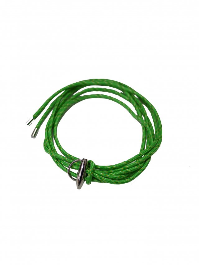 JieDa - ROPE BELT(GREEN)