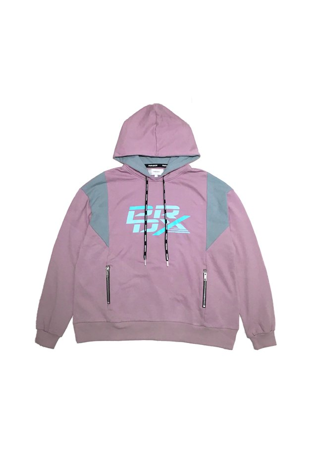 <img class='new_mark_img1' src='https://img.shop-pro.jp/img/new/icons20.gif' style='border:none;display:inline;margin:0px;padding:0px;width:auto;' />【30%OFF】PARADOX - SWITCH PARKA (PURPLE-GRAY)