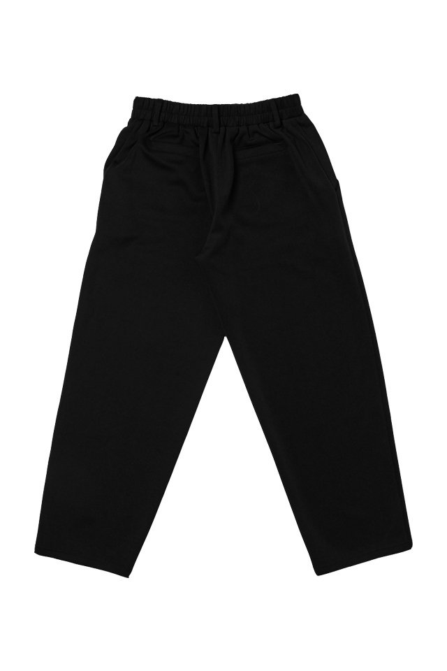 【予約アイテム】PARADOX×FALILV by FaLiLV - LINE TAPERED PANTS(BLACK)