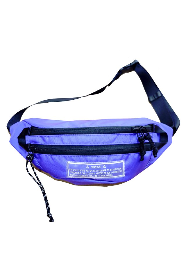 JieDa - WAIST BAG(PURPLE)
