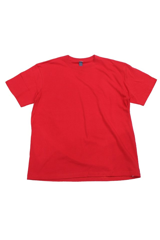 SHINYA KOZUKA - UNI-SEX TEE (RED)