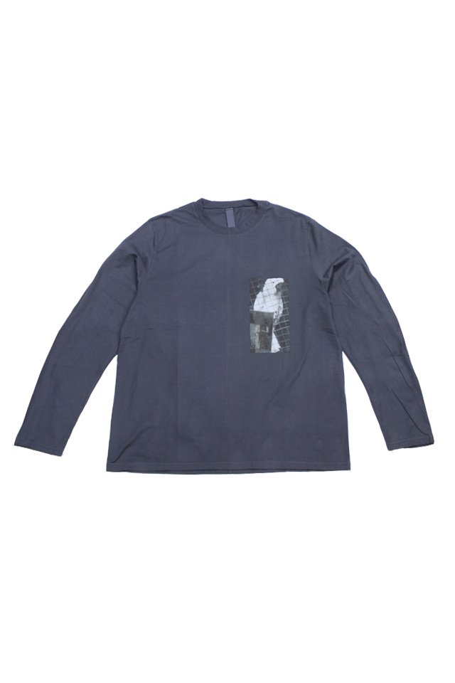 SHINYA KOZUKA - TAILORED PHOTO TEE (CHARCOAL)