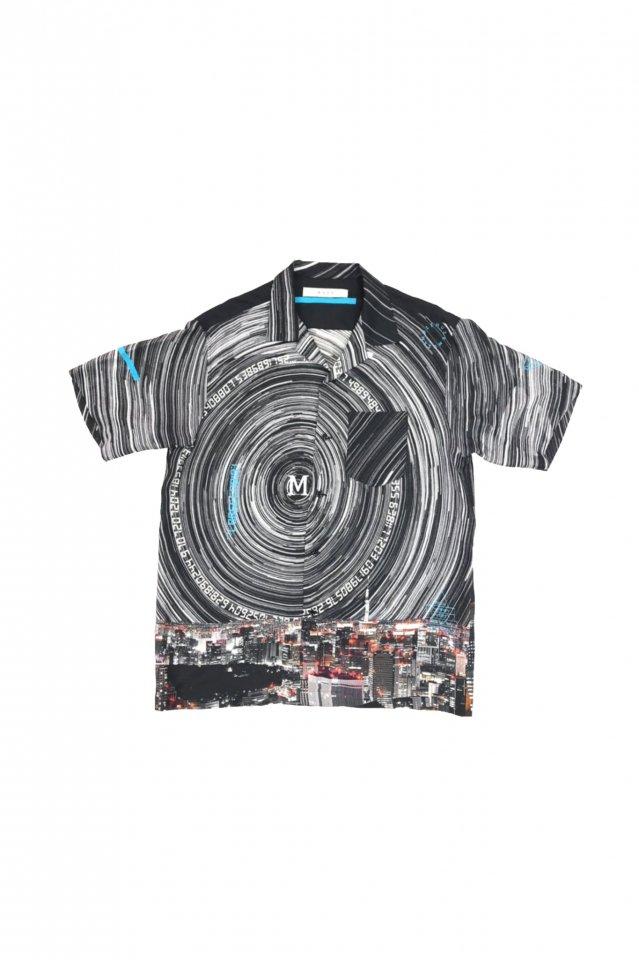 MUZE - POLARIS SHIRTS (BLACK) ミューズ シャツ