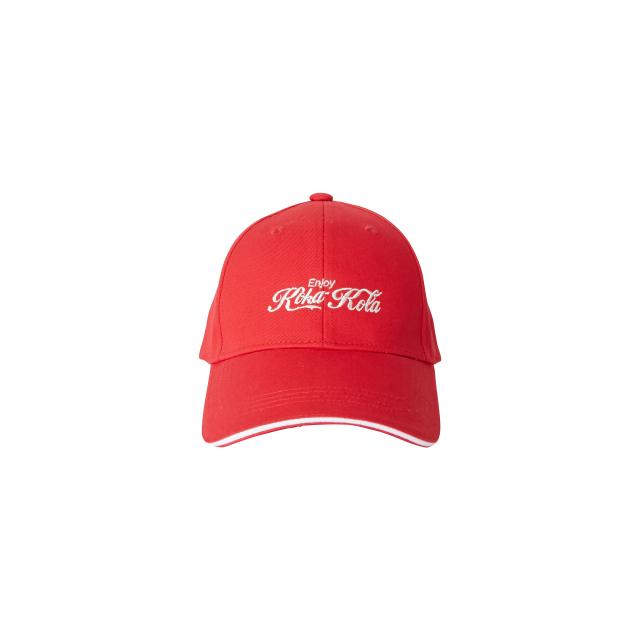 NEON SIGN - KOKAKOLA CAP (RED)