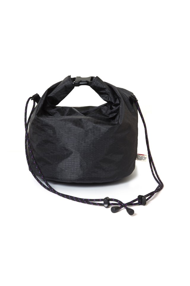 【20%OFF】ETHOS - X-PAC MINI BAG (BLACK)
