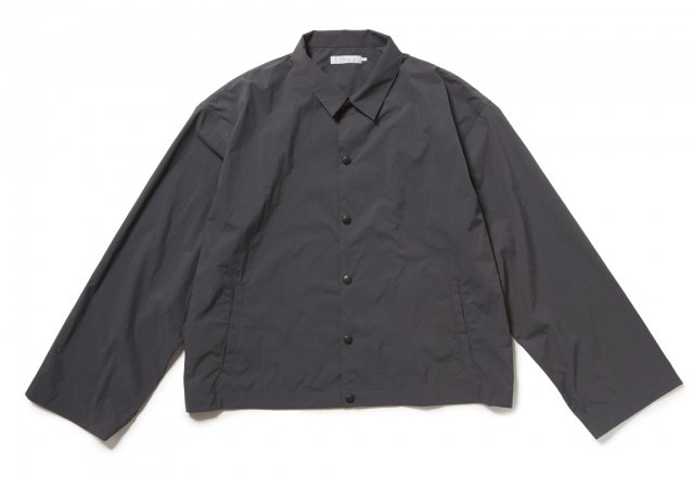 ETHOS - TANRAN COACH JACKET (N BLACK)