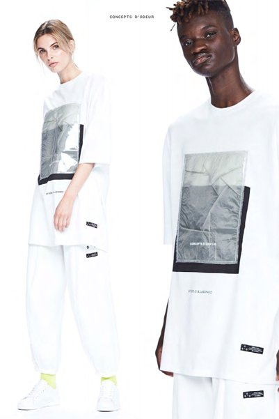 ODEUR - Oversized T-shirts