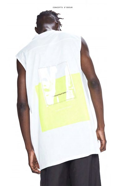 ODEUR - Tint Tank (Off White)