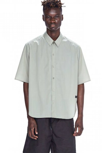 ODEUR - Aspect S/S Shirts (Smoke)