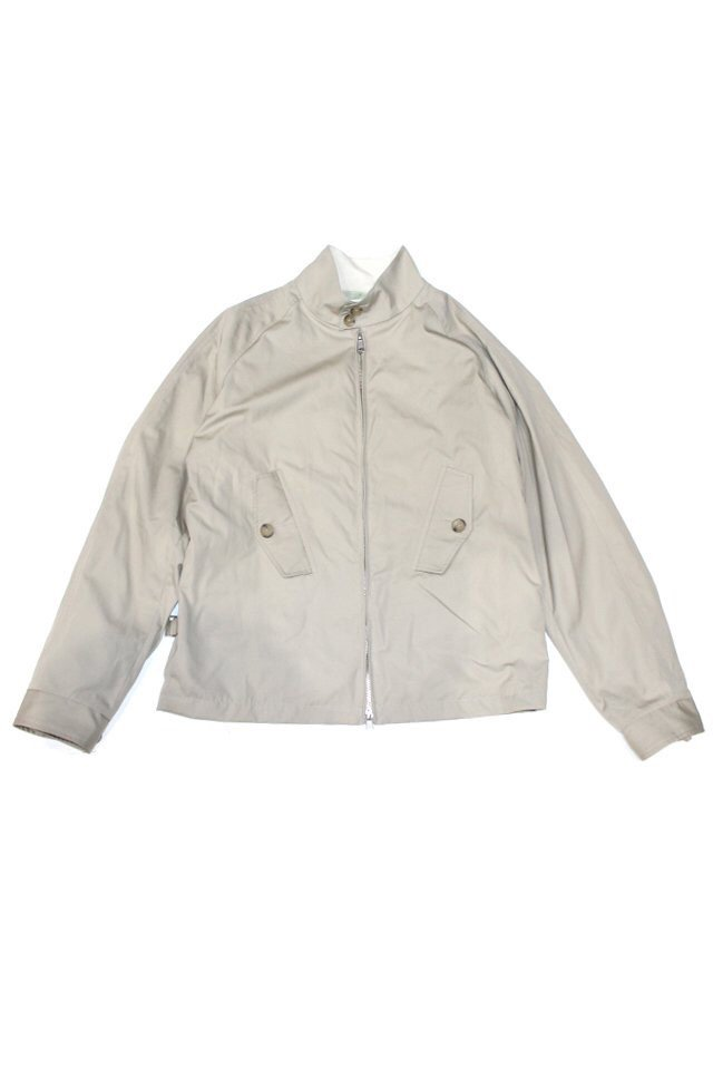 The Adams&River - INNER DYE DRIVING JACKET(BEIGE)